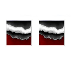 Ombre Cufflinks (square) by ValentinaDesign