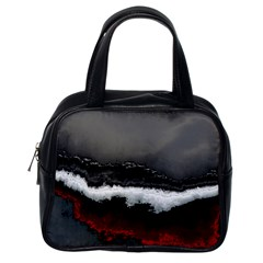 Ombre Classic Handbags (one Side) by ValentinaDesign