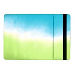Ombre Samsung Galaxy Tab Pro 10 1  Flip Case by ValentinaDesign