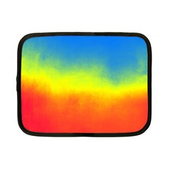Ombre Netbook Case (small)  by ValentinaDesign
