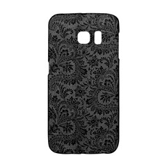 Floral Pattern Galaxy S6 Edge by ValentinaDesign