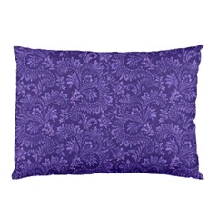 Floral Pattern Pillow Case by ValentinaDesign