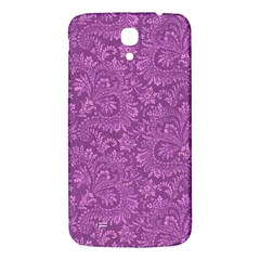 Floral Pattern Samsung Galaxy Mega I9200 Hardshell Back Case by ValentinaDesign