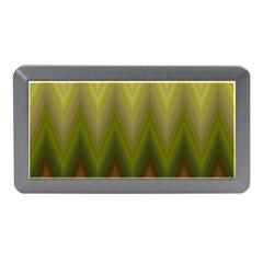 Zig Zag Chevron Classic Pattern Memory Card Reader (mini) by Nexatart