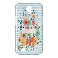 Watercolor Bouquet Floral White Samsung Galaxy Mega 6 3  I9200 Hardshell Case by Nexatart