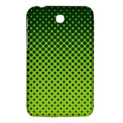 Halftone Circle Background Dot Samsung Galaxy Tab 3 (7 ) P3200 Hardshell Case