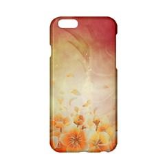 Flower Power, Cherry Blossom Apple Iphone 6/6s Hardshell Case by FantasyWorld7