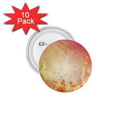 Flower Power, Cherry Blossom 1 75  Buttons (10 Pack) by FantasyWorld7