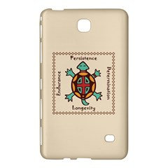 Turtle Animal Spirit Samsung Galaxy Tab 4 (8 ) Hardshell Case  by linceazul