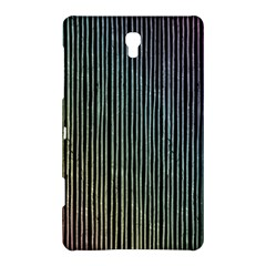 Stylish Rainbow Strips Samsung Galaxy Tab S (8 4 ) Hardshell Case  by gatterwe