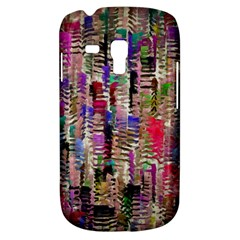 Colorful Shaky Paint Strokes                        Samsung Galaxy Ace Plus S7500 Hardshell Case by LalyLauraFLM