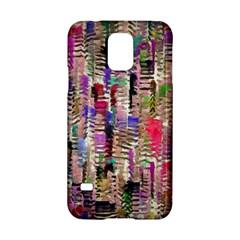 Colorful Shaky Paint Strokes                        Nokia Lumia 625 Hardshell Case by LalyLauraFLM