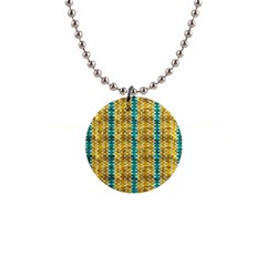 Peeled Paint Texture                               1  Button Necklace by LalyLauraFLM