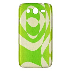 Green Shapes Canvas                        Samsung Galaxy Duos I8262 Hardshell Case by LalyLauraFLM