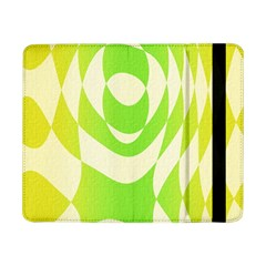 Green Shapes Canvas                        Samsung Galaxy Tab Pro 12 2 Hardshell Case by LalyLauraFLM