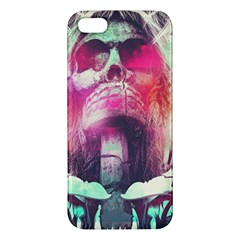 Skull Shape Light Paint Bright 61863 3840x2400 Iphone 5s/ Se Premium Hardshell Case by amphoto
