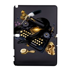 Typewriter Skull Witch Snake  Galaxy Note 1 by amphoto