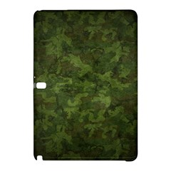 Military Background Spots Texture  Samsung Galaxy Tab Pro 12 2 Hardshell Case by amphoto