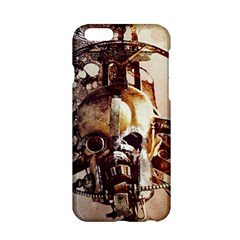 Mad Max Mad Max Fury Road Skull Mask  Apple Iphone 6/6s Hardshell Case by amphoto