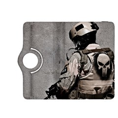 Cool Military Military Soldiers Punisher Sniper Kindle Fire Hdx 8 9  Flip 360 Case by amphoto