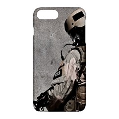 Cool Military Military Soldiers Punisher Sniper Apple Iphone 7 Plus Hardshell Case by amphoto