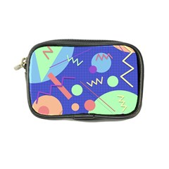 Memphis #42 Coin Purse by RockettGraphics