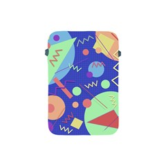 Memphis #42 Apple Ipad Mini Protective Soft Cases by RockettGraphics