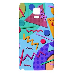 Memphis #10 Galaxy Note 4 Back Case by RockettGraphics