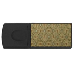 P¨|cs Hungary City Five Churches Rectangular Usb Flash Drive by Nexatart