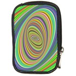 Ellipse Background Elliptical Compact Camera Cases