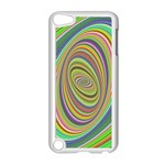 Ellipse Background Elliptical Apple iPod Touch 5 Case (White)