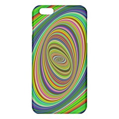 Ellipse Background Elliptical Iphone 6 Plus/6s Plus Tpu Case by Nexatart