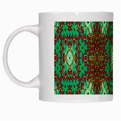 Art Design Template Decoration White Mugs by Nexatart