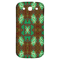 Art Design Template Decoration Samsung Galaxy S3 S Iii Classic Hardshell Back Case by Nexatart