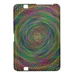 Spiral Spin Background Artwork Kindle Fire Hd 8 9  by Nexatart
