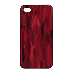 Abstract 1 Apple Iphone 4/4s Seamless Case (black) by tarastyle