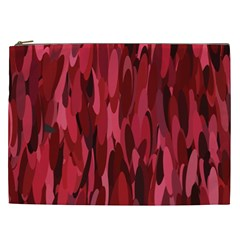 Abstract 3 Cosmetic Bag (xxl)  by tarastyle