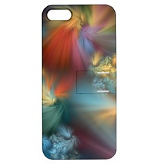 Evidence Of Angels Apple Iphone 5 Hardshell Case With Stand by WolfepawFractals