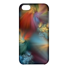 Evidence Of Angels Apple Iphone 5c Hardshell Case by WolfepawFractals