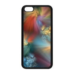 Evidence Of Angels Apple Iphone 5c Seamless Case (black) by WolfepawFractals