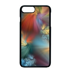 Evidence Of Angels Apple Iphone 7 Plus Seamless Case (black) by WolfepawFractals