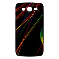 Rainbow Ribbons Samsung Galaxy Mega 5 8 I9152 Hardshell Case  by Nexatart