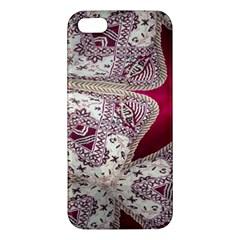 Morocco Motif Pattern Travel Iphone 5s/ Se Premium Hardshell Case by Nexatart