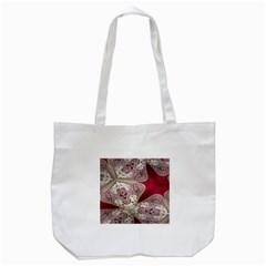 Morocco Motif Pattern Travel Tote Bag (white) by Nexatart