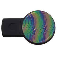 Texture Abstract Background Usb Flash Drive Round (2 Gb) by Nexatart