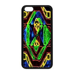 Zone Time X Apple Iphone 5c Seamless Case (black) by MRTACPANS