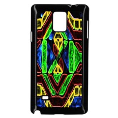 Zone Time X Samsung Galaxy Note 4 Case (black) by MRTACPANS