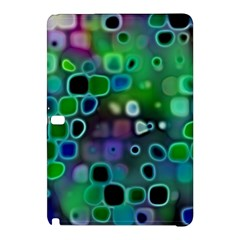 Psychedelic Lights 1 Samsung Galaxy Tab Pro 10 1 Hardshell Case by MoreColorsinLife