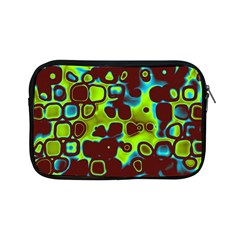 Psychedelic Lights 6 Apple Ipad Mini Zipper Cases by MoreColorsinLife