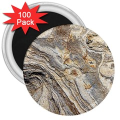 Background Structure Abstract Grain Marble Texture 3  Magnets (100 Pack) by Nexatart